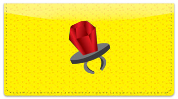 Kid Candy Checkbook Cover