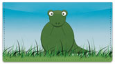 Cute Dino Checkbook Cover