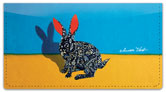 Abstract Animal Checkbook Cover