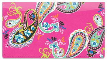 All Dolled Up Checkbook Cover