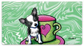 Chihuahua Series 2 Checkbook Cover