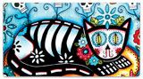 Farley Day of the Dead Checkbook Cover