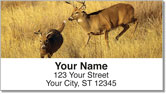 Deer Address Labels