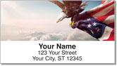 American Eagle Address Labels