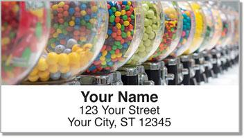 Gumball Joy Address Labels