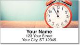 Classic Clock Address Labels