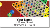 Classic Games Address Labels