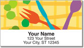 In the Kitchen Address Labels