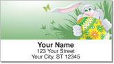 Easter Egg Address Labels