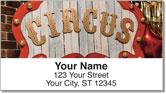 Circus Address Labels