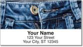 Favorite Jeans Address Labels
