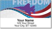 Air Force Address Labels