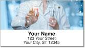 Dentist Address Labels