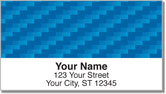 Carbon Fiber Address Labels