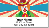 Circus Act Address Labels