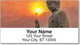 Buddha Address Labels