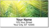 Palm Branch Address Labels