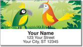 Bird Paradise Address Labels
