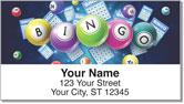 Bingo Address Labels