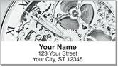Clockwork Address Labels