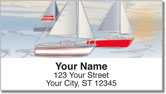 Boating Address Labels