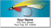 Fly Fishing Address Labels