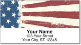 American Dream Address Labels