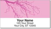Winter Branch Address Labels