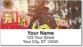 Fire Department Address Labels