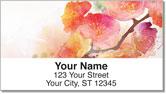 In Full Bloom Address Labels