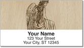 Classic Angel Address Labels