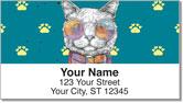 Cool Cat Address Labels