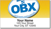 Bumper Sticker Address Labels