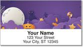 Halloween Address Labels