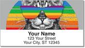 Cat Pride Address Labels