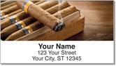 Cigar Address Labels