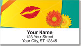 Love Letter Address Labels