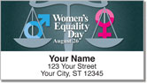 Women's Equality Address Labels
