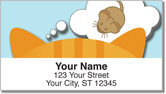 Animal Instinct Address Labels