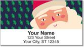 Christmas Close-Up Address Labels