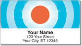 Bullseye Address Labels