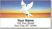 Pegasus Address Labels