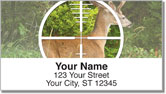 Deer Hunting Address Labels