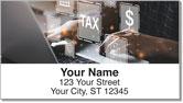 Tax Day Address Labels
