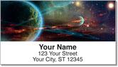 Final Frontier Address Labels