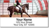 Equestrian Address Labels