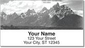 Ansel Adams Address Labels