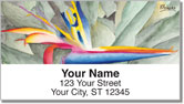 Floral Series 6 Address Labels