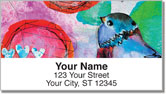 Birdie Address Labels