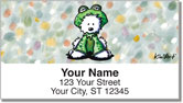 Fairytale Series Address Labels by Kim Niles of KiniArt